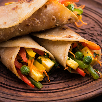 Del Monte TICKLE PICKLE WRAP Recipe