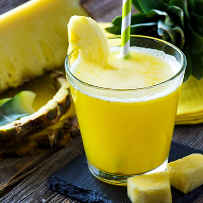Del Monte PINEAPPLE SMOOTHIE Recipe