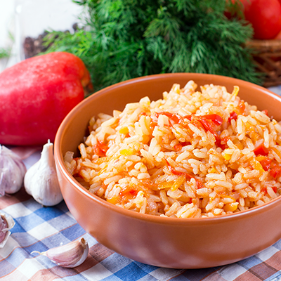 Del Monte SWEET TOMATO FRIED RICE Recipe