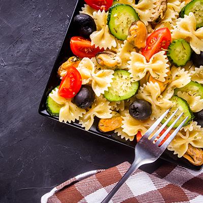 Del Monte Farfalle Pasta Salad Recipe