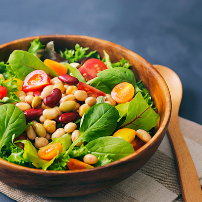 Del Monte RED BEANS AND VEGETABLE SALAD Recipe