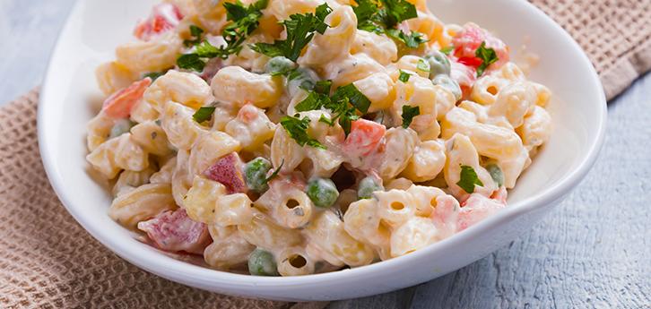 Del Monte Elbow Pasta Salad Recipe