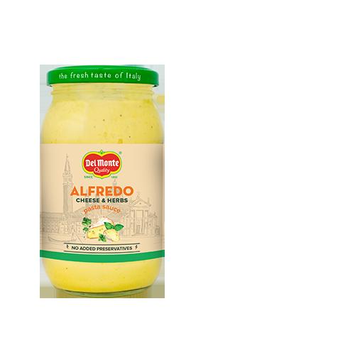 Del Monte - Alfredo Product