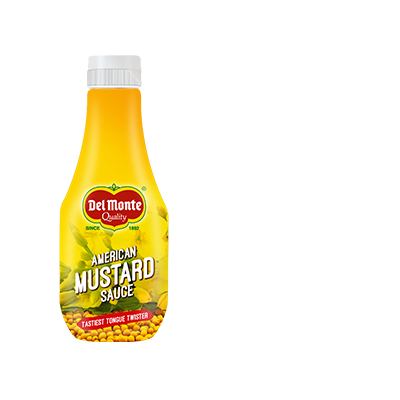 Del Monte MUSTARD NOW SQUEEZY Product
