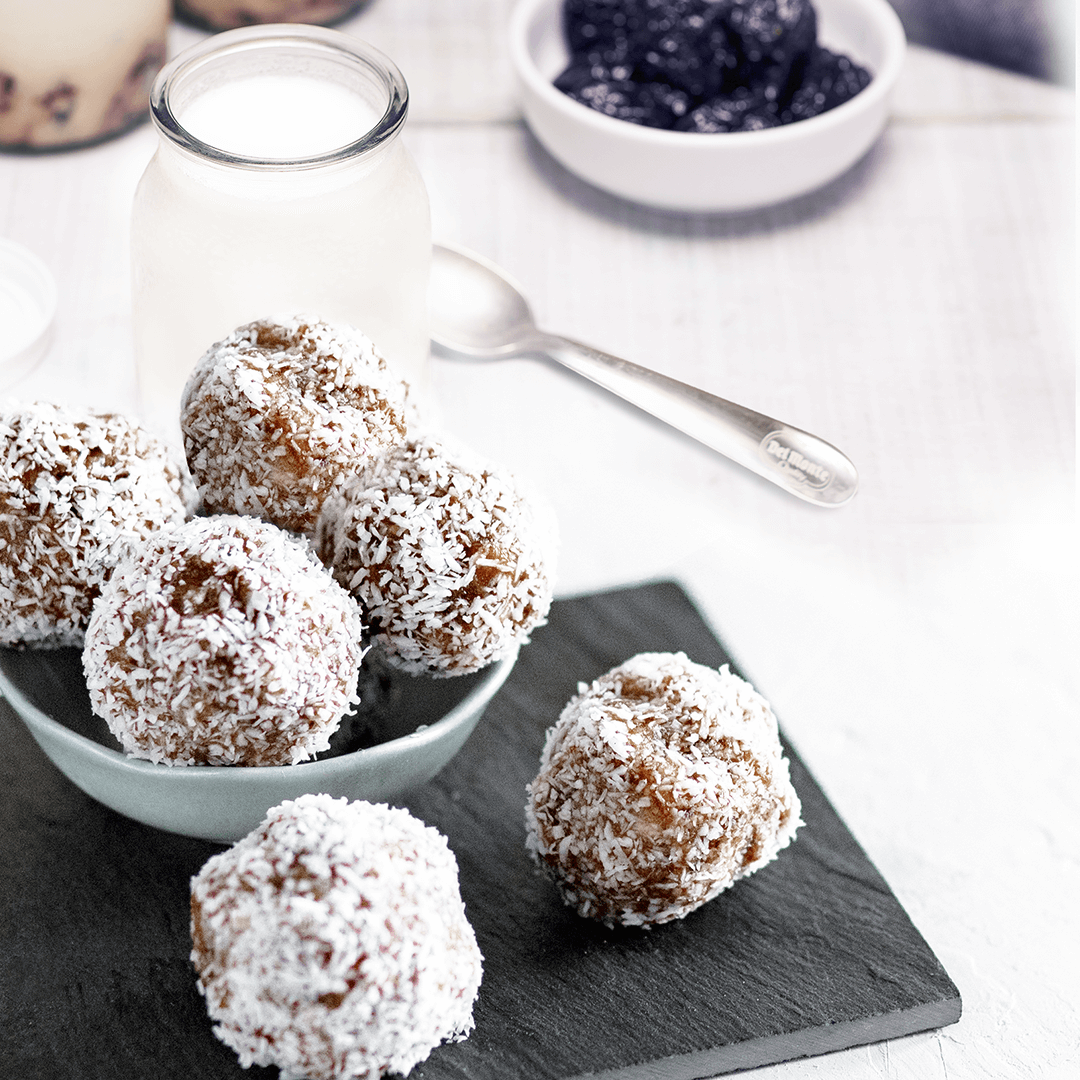 Del Monte PRUNE ENERGY BALLS Recipe