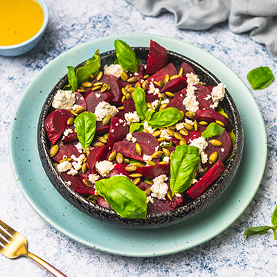 Del Monte JUST BEET IT SALAD Recipe
