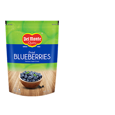 Del Monte Blueberry Product