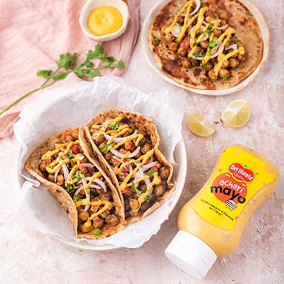 Del Monte Chole tacos Recipe