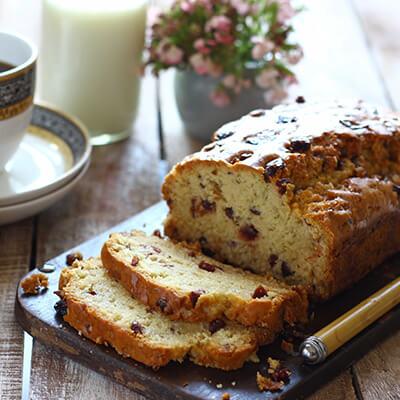 Del Monte CRANBERRY ORANGE BREAD Recipe