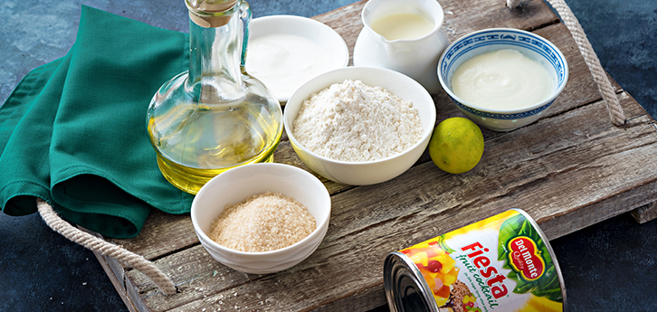Del Monte Eggless Fruit Cake Recipe