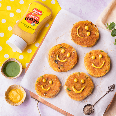 Del Monte POHA Cutlet Recipe
