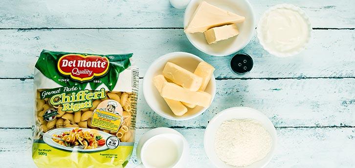 Del Monte Chifferi Rigati In Cheese Sauce Recipe