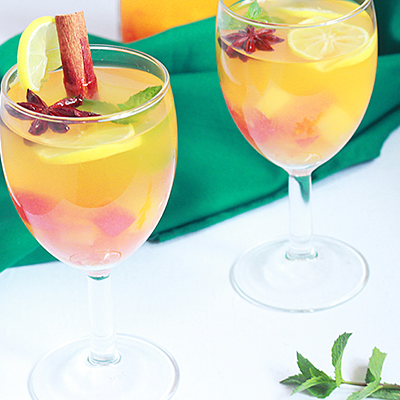 Del Monte SPICED SANGRIA Recipe