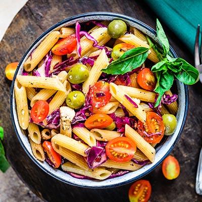 Del Monte Sicilian Pasta Salad Recipe