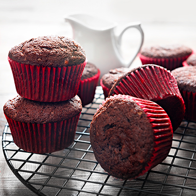 Del Monte CHOCOLATE PRUNE BANANA MUFFIN Recipe