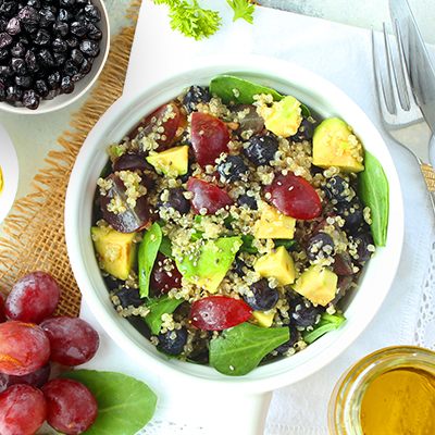 Del Monte QUINOA POWER SALAD Recipe