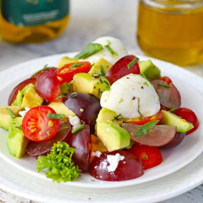 Del Monte AVOCADO CAPRESE SALAD Recipe