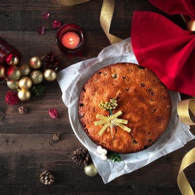 Del Monte Christmas Cake Recipe