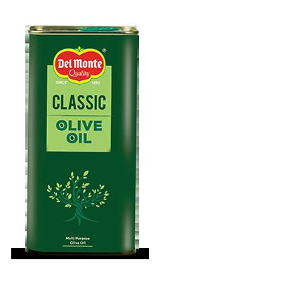 Del Monte Classic Olive Oil Tin Product