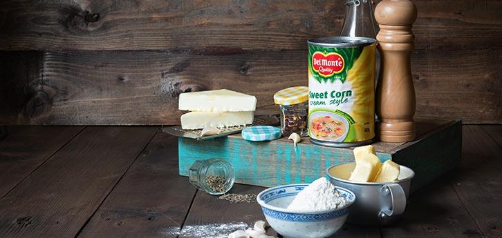 Del Monte Corn Hand Pies Recipe