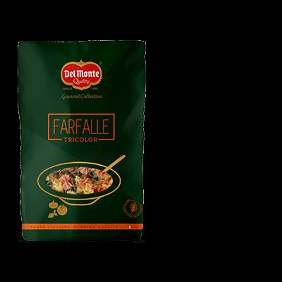 Del Monte Tricolor Pasta-Farfalle Product
