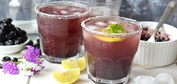Del Monte Blueberry Lemonade Recipe