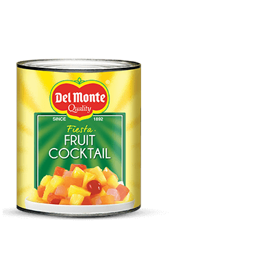 Del Monte Fruit Cocktail Product