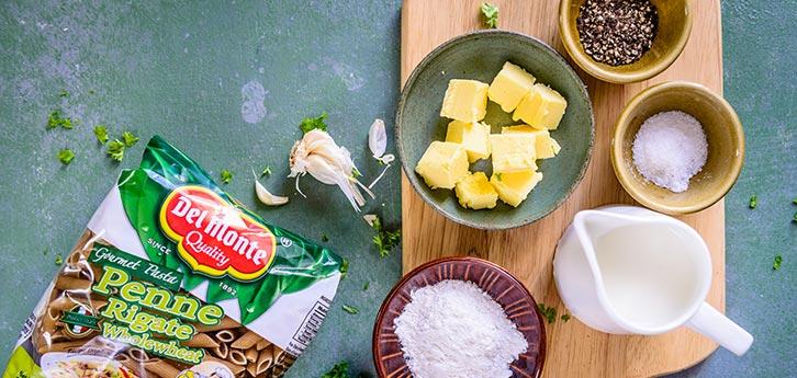 Del Monte Garlic Butter Pasta Recipe