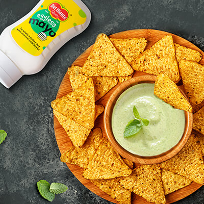 Del Monte Fresh Minty Mayo Dip Recipe