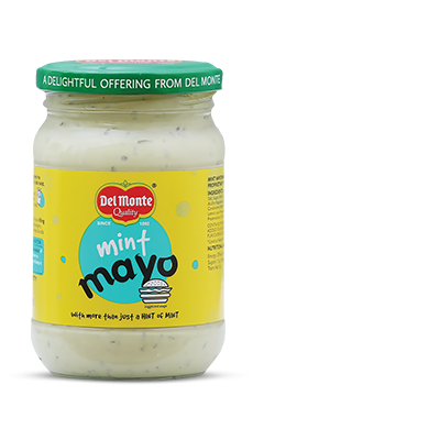 Del Monte MINT MAYO Product
