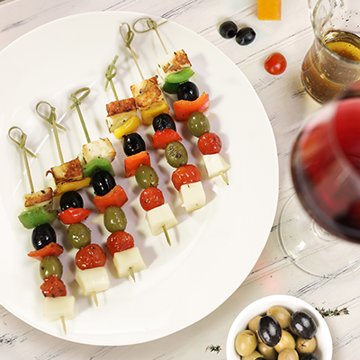 Del Monte OLIVE STICKS Recipe