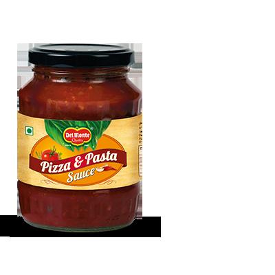 Del Monte Pizza & Pasta Sauce Product