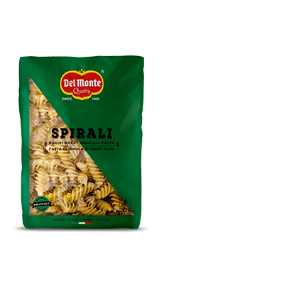 Del Monte Durum Wheat Pasta- Spirali Product